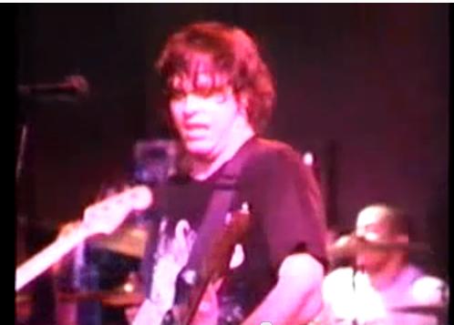 Jon Cook & Tony Bailey playing together; Crain @ the Cherokee 1995
